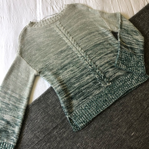 Style & Co Sweaters - Ombré knit sweater